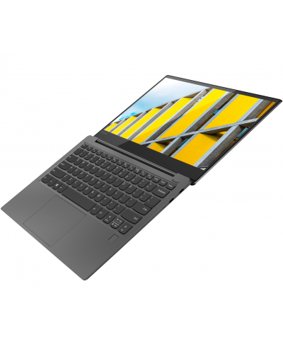 "Лаптоп Lenovo S730 13.3"" IPS FullHD (with Gorilla Glass) i5-8265U 8GB DDR4 onboard 256GB m.2 PCIe 1.10kg full-metal chassis  Backlit KBD Win 10"