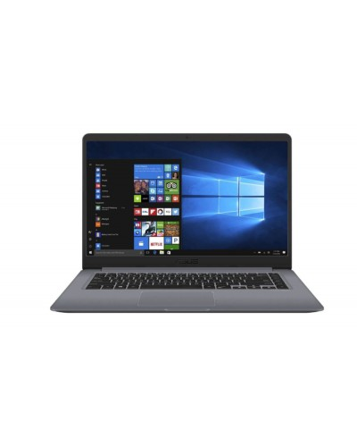 "Лаптоп Asus X510UF-EJ346 15.6"" FHD AG Intel Core i3-8130U 8GB DDR4 HDD 1TB  NVIDIA GeForce MX130 2GB DDR5 Grey"