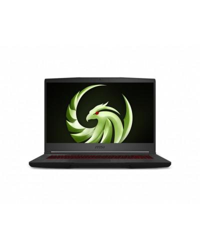"""Лаптоп MSI Bravo 15 A4DDR 15.6"""" 1080p AG IPS 144Hz Ryzen 5 4600H  8GB DDR4 512GB PCIe SSD 1xM.2 free AMD Radeon RX5500M 4GB GDDR6 backlight Red KB"""