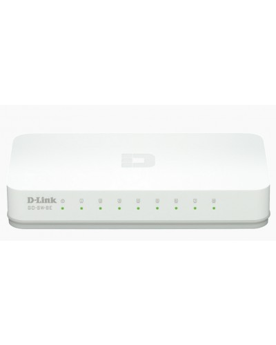 Switch D-Link GO-SW-8E 8-Port 10/100