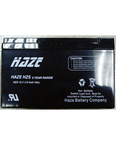 Haze Оловна Батерия 12 V / 7Ah - 151 / 65 / 94 mm  AGM
