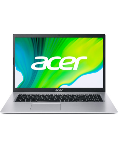 "Лаптоп Acer Aspire 3 A317-33-P2Q5 17.3"" FHD IPS Pentium Silver N6000 8 GB DDR4 256GB SSD PCIe Silver"