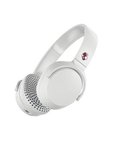 Блутут слушалки Skullcandy Riff Wireless Бял