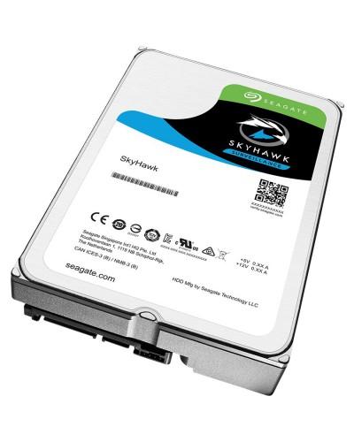 """Твърд диск SEAGATE Skyhawk Guardian Surveillance 3.5"""" 1TB 64MB SATA 6Gb 5900rpm ST1000VX005"""