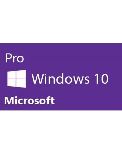 Програмен продукт OEM Windows Pro 10 64Bit Eng Intl 1pk DSP DVD