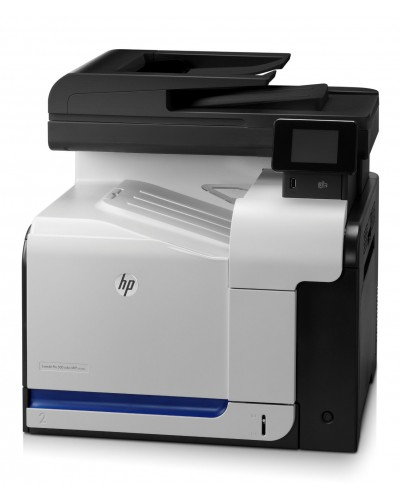 HP LJ Pro MFP M570dn P/S/C 31 ppm, 600x600 dpi, 256 MB, USB, LAN, ADF, Дуплекс