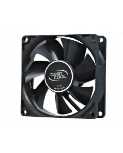Вентилатор 80x80x25mm DeepCool DP-XFAN80 1800 RPM