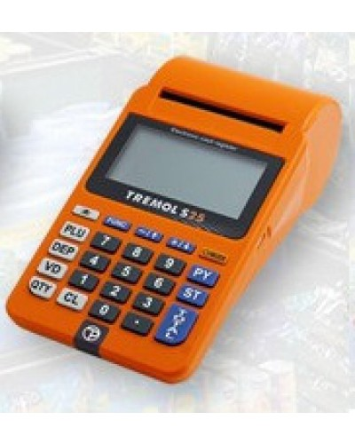 Tremol S25 Orange с батерия