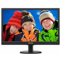 "Монитор PHILIPS 193V5LSB2 18.5"" TFT 1366x768 200cd 5ms"
