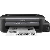 Epson WorkForce M100 Inkjet , 34 ppm, 1440x720 dpi, USB2.0, LAN10/100