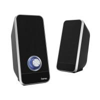 Тонколони HAMA Sonic LS-206 USB HAMA-173133 black