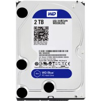 HDD WD 2TB 64MB 5400rpm Blue
