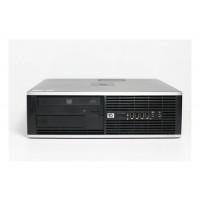 Компютър втора употреба HP 6200 Pro SFF i3-2100 3.1GHz 4GB 250G DVDRW