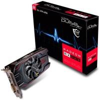 Видео карта Sapphire AMD Radeon PULSE  RX 560 2G GDDR5 HDMI DVI-D DP OC