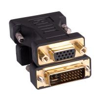Преходник DVI M to VGA F