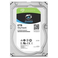 "Твърд диск Seagate SkyHawk Guardian Surveillance 3.5"" 6TB 7200rpm ST6000VX0023"