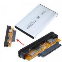 "Case 2.5"" HDD SATA USB2.0"