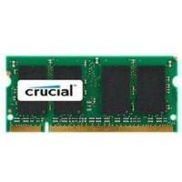 Памет Crucial 4GB DDR3L 1600MHz PC3-12800 CL11 SODIMM 204pin 1.35V/1.5V Single Ranked CT51264BF160BJ