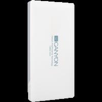 Външна батерия Power bank Canyon CNS-TPBP10W 10 000mAh White