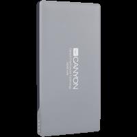 Външна батерия Power bank Canyon CNS-TPBP10DG 10 000mAh Dark Gray
