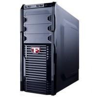 Кутия TrendSonic FLARE-FL02A-C-BK/BK ATX 3xUSB2.0 USB3.0 550W 12cm Black