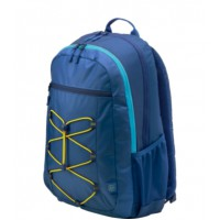 "Раница HP 15.6"" Active Backpack Navy Blue/Yellow"
