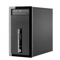 Компютър втора употреба HP ProDesk 400G1 i5-4570 3.2GHz 8GB 1000GB DVD