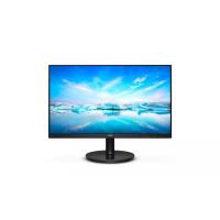 """Монитор Philips 220V8 21.5"""" VA WLED 1080p AG 4ms GtG  4000:1 200cd/m2  Tilt D-SUB DVI"""