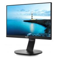 """Монитор Philips 221B7QPJEB 21.5"""" IPS 5 ms 20M:1 250cd 1080p USB D-Sub HDMI DP Speakers Black"""