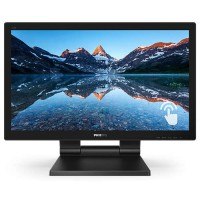 "Монитор Philips 222B9T 21.5"" Touch 1080p 1ms 1000:1 250cd VGA DVI DP HDMI USB3.1 black"