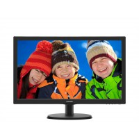 "Монитор PHILIPS 223V5LHSB 21.5"" LED 1080p 200cd 5ms"