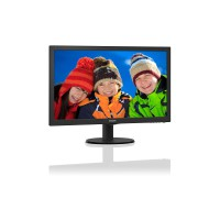 "Монитор Philips 223V5LHSB2 21.5"" TFT 1080p 200cd 5ms"