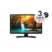 "Монитор LG 24TL520V-PZ  21.5"" IPS AG TV Tuner DVB-T2/C/S2 5ms 1000:1 250cd 1080p HDMI  Speaker Black"