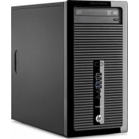 Компютър втора употреба HP ProDesk 400G2 i3-4150 3.5GHz 4GB 500GB DVD