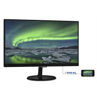 "Монитор PHILIPS 237E7QDSB 23"" LED 1080p 250cd 5ms"
