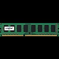Памет Crucial CT51264BD160B 4GB DDR3L 1600MHz PC3L-12800 CL11 240pin 1.35V/1.5V