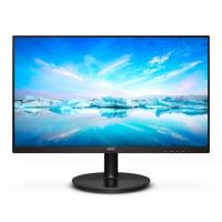 """Монитор Philips 242V8LA 23.8"""" VA 1080p@75Hz 4ms 250cd 3000:1 2Wx2 D-SUB HDMI DP Black"""
