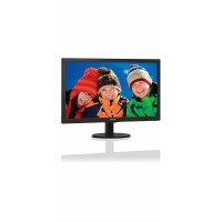 "Монитор Philips 243V5LSB 23.6"" TFT 1920x1080 250cd 5ms"