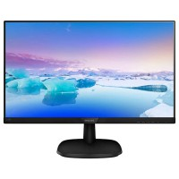 "Монитор Philips 243V7QJABF 23.6"" IPS 5ms 1000:1 200M:1 250cd 1080p VGA HDMI DP Speakers Black"