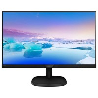 "Монитор Philips 243V7QSB 23.8"" IPS 8ms 1000:1 10М:1 250cd 1080p D-Sub DVI Black"