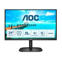 """Монитор AOC 24B2XHM2 23.8"""" 1080p VA 4ms 250cd/m2 D-SUB HDMI"""