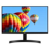 """Монитор LG 24MK600M-B 23.8"""" IPS 1080p AG 5ms 1000:1 250cd D-Sub HDMI Tilt Black"""