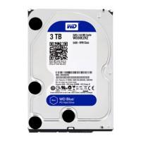 HDD WD 3TB 64MB 5400rpm Blue