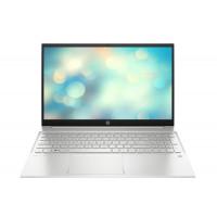 "Лаптоп HP Pavilion 15-eg0005nu i5-1135G7 15.6"" 1080p IPS 300cd AG 16GB 512GB PCIe SSD GeForce MX350 2GB  Natural Silver"