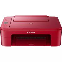 Мастилоструйно многофункционално устройство Canon PIXMA TS3352 All-In-One Red