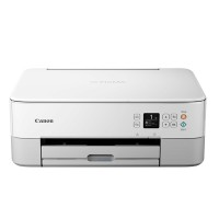 Мастилоструйно многофункционално устройство Canon PIXMA TS5351 All-In-One White