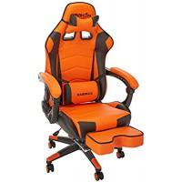 Геймърски стол Raidmax Drakon DK709OG оранжев