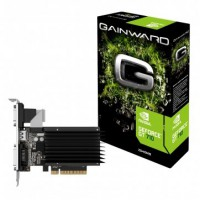 Видео карта Gainward GeForce GT710 2GB DDR3 64bit VGA DVI HDMI SilentFX