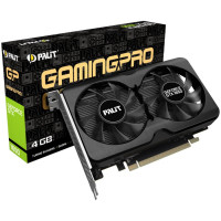 Видео карта Palit GTX1650 GamingPro 4GB GDDR6 128bit HDMI 2xDP