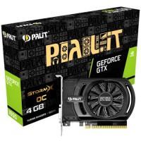 Видеокарта Palit nVidia GeForce GTX1650 StormX OC 4GB GDDR5 128bit DVI HDMI part# NE51650S06G1-1170F